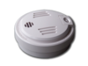 Optical smoke detector 230 Vac, with relay and battery
